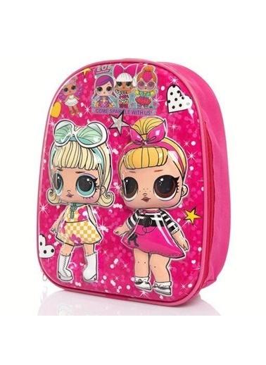 Bebebebek Lol Lil Sister Anaokulu Çocuk Sırt Çanta Okul Çanta Renkli